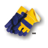 Insulated Leather Palm, Safety Cuff Glove