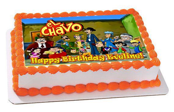 El Chavo Del Ocho Cake Toppers