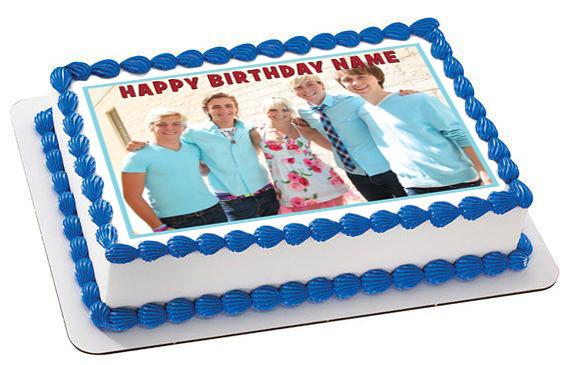 Ross Lynch Birthday Cake