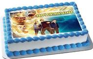 Goosebumps Edible Birthday Cake Topper OR Cupcake Topper, Decor