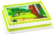 The Gruffalo Edible Birthday Cake Topper OR Cupcake Topper, Decor