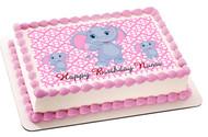 Dumbo 2 Edible Birthday Cake Topper OR Cupcake Topper, Decor