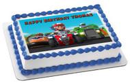 PAW PATROL WIKI Edible Birthday Cake Topper OR Cupcake Topper, Decor