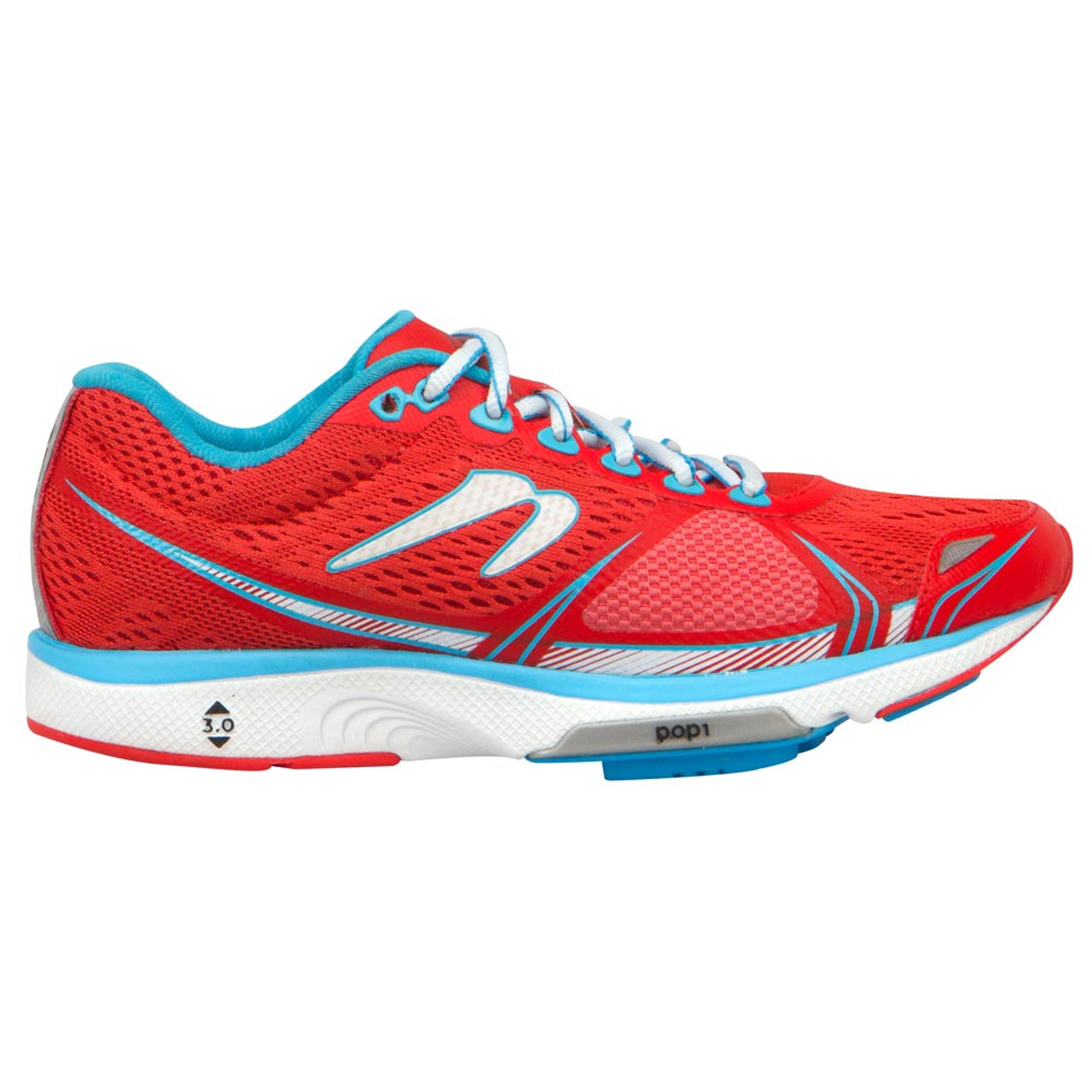 Running Shoes For Women Clearance - Newton motion v special edition women red blue