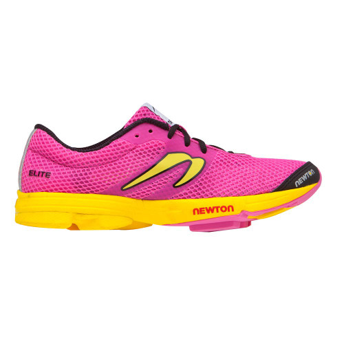 Newton Distance Elite Women Pink