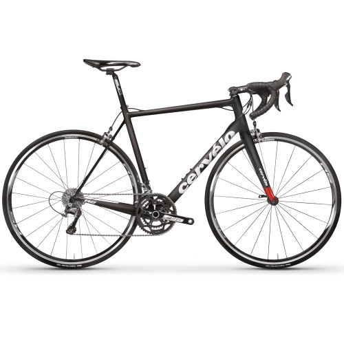 Cervelo R2 Black/White/Red 105 5800