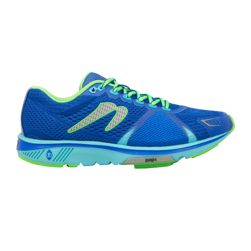 Newton Gravity V Women Blue/Lime