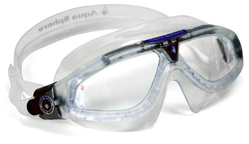 Aqua Sphere Seal XP Swim Mask Clear Lens