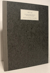 Rare Geology Book: Heilprin, Angelo; The Tertiary Geology of the Eastern and Southern United States. 1888.