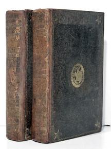 Rare Mineralogy Book:  Alexandre Brongniart; Traite Elementaire de Mineralogie. Tome 1-2. Paris 1807.