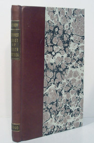 Rare Americana Map and text, Robert Greenhow; Memoir, Historical and Political, on the Northwest Coast of America,