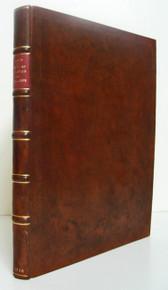 Rare Science Book: Ellis, John; Essai sur L'Histoire Naturelle des Corallines, 1756
