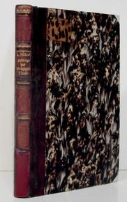 Rare Geology Book: Pichler, Adolph von; Beitrage zur Geognosie Tirols. Innsbruck, 1859.