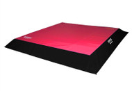 "Rock Climbing Soft Edge Trainier Mats  - 12"" Thick"