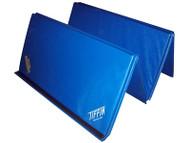 """Blue Tumbler Folding Mat  4'x8'x1-3/8"""" V2"""