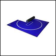 WMSX Home Use Wrestling Mat