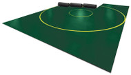 """Competition Wrestling Mat - 40'x40'x1-5/8"""""""