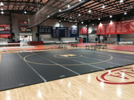 Competition Wrestling Mat - 38'x38'x1-5/8""