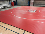 Competition Wrestling Mat - 30'x30'x1-5/8""