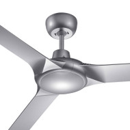 Ventair Spyda 140cm Titanium Plastic Indoor/Outdoor Ceiling Fan