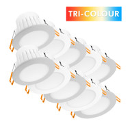 DISCOUNT PACK OF 10 Brilliant Delta 7w 3K-4K-6K LED Down Light
