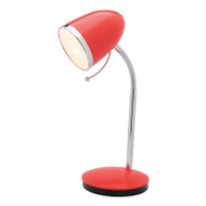 Mercator Sara Study Desk Lamp Red