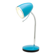 Mercator Sara Study Desk Lamp Blue