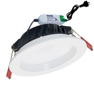 Envirostar Rondo 110 12w 3000K LED Down Light White