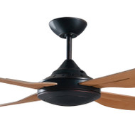 Deka Royale II 130cm Light Oak Plastic Indoor/Outdoor Ceiling Fan