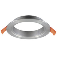 Eglo 201025 140mm Extension Ring For Downlights Aluminium