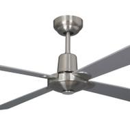 Mercator Kimberley 120cm Silver Timber Blade Ceiling Fan
