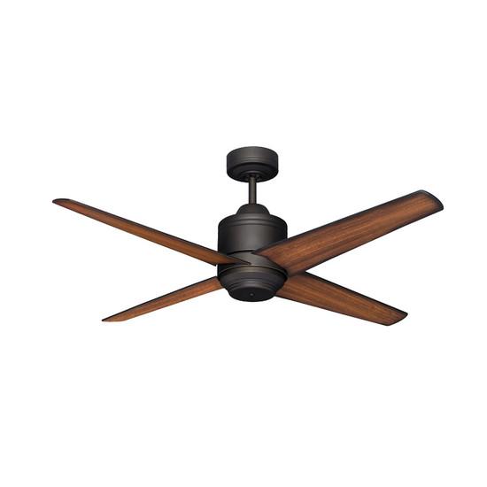 Mercator pisa 110cm bronze motor timber blade ceiling fan galaxy image 1 aloadofball Images