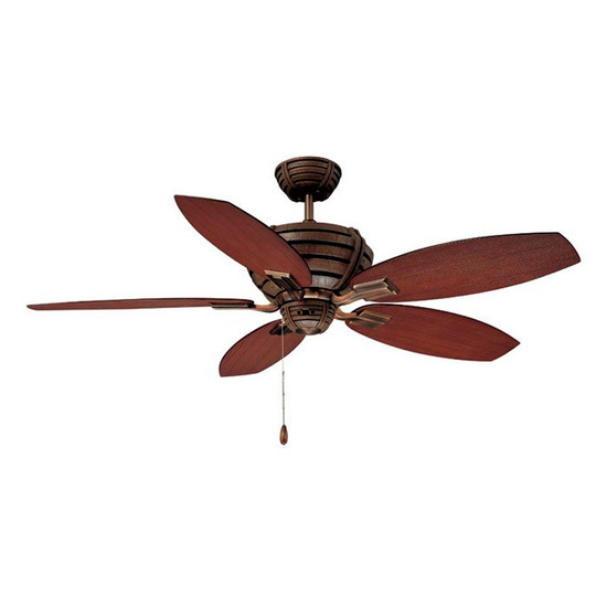 Hunter pacific madagascar 132cm copper ceiling fan galaxy lighting image 1 aloadofball Gallery