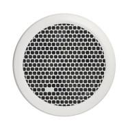 HPM Basic High Volume 250mm Round White Exhaust Fan