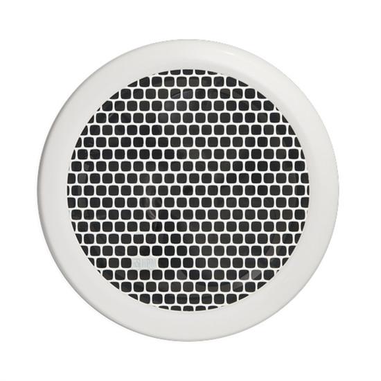 Hpm basic high volume 250mm round white exhaust fan galaxy lighting image 1 aloadofball Choice Image