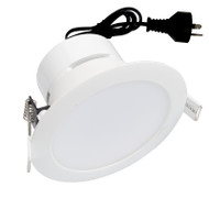 Telbix Revo 10w 3000K LED Down Light White
