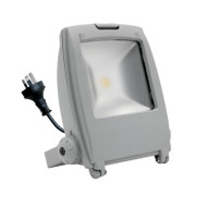 Mercator Napier 30w 5500K LED Flood Light Silver