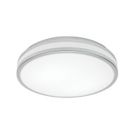 Mercator Dawn 22w 5000K LED Ceiling Oyster DIMMABLE