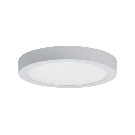 Telbix unos r 24w 3000k led ceiling oyster dimmable galaxy lighting image 1 mozeypictures Gallery