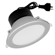 Mercator Retina 10w 3000K LED Down Light Silver