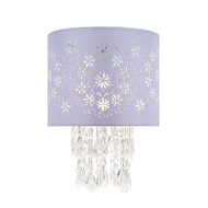 Mercator Angel DIY Ceiling Batten Fix Light Purple