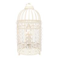 Mercator Victoria Cage Lamp Cream