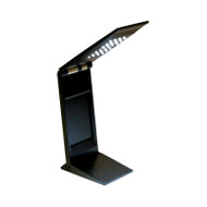 Telbix Addison 3w LED Flip Desk Lamp Black