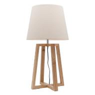 Mercator Rosco Timber Table Lamp