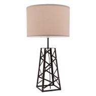 Mercator Thor Timber Table Lamp
