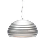 Mercator Armstrong Aluminium Hanging Pendant Silver