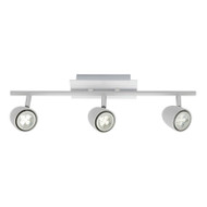 Mercator Villa 3lt GU10 LED Spotlight White