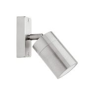 Cougar Oslo GU10 Exterior Single Spotlight 316 Stainless Steel