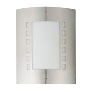 Crompton EXST031A Mask Exterior Wall Light 316 Stainless Steel
