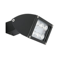 Mercator Zone 1 X 12w LED Exterior Spotlight Black